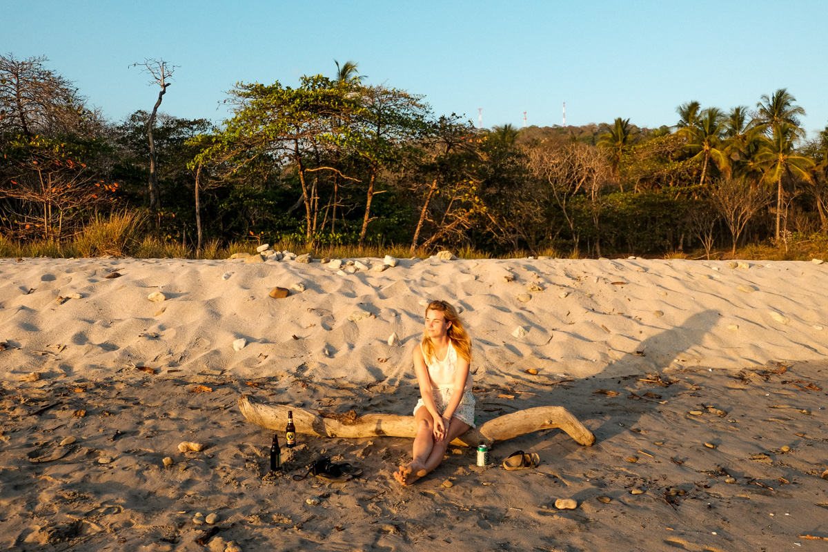 Travel with Malin i Costa Rica
