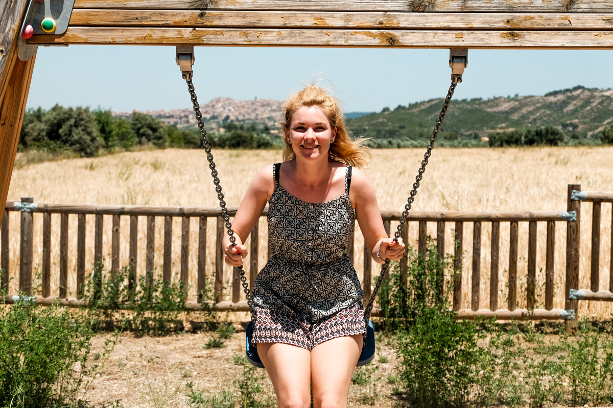Travel with Malin Spanien