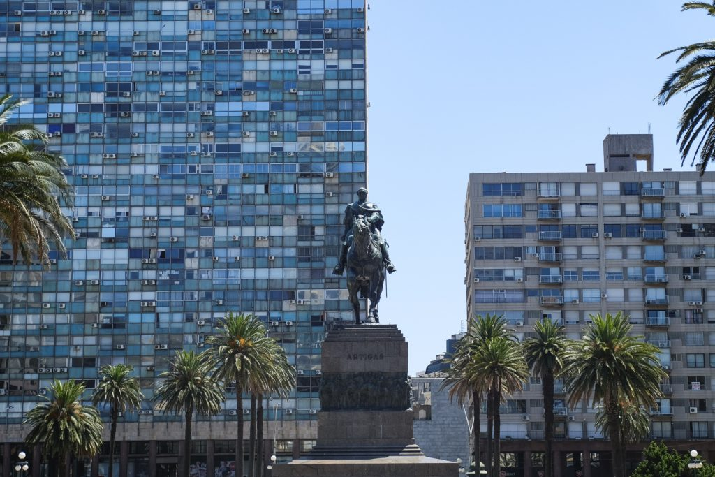 Centrum, Montevideo