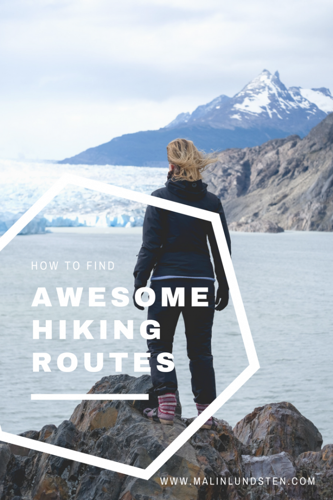 How to find awesome hiking routes abroad