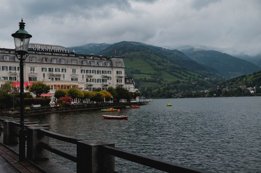 Turism i Zell am See